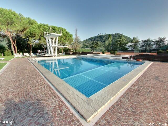 Hotel terme apollo virtual tour della piscina termale con tuffi - Montegrotto terme piscina ...